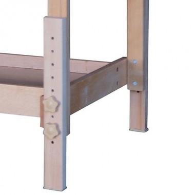 Массажный стационарный стол DFC NIRVANA SUPERIOR2 TS200