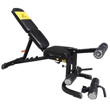 Сгибатель/разгибатель ног опция для скамьи SUB018