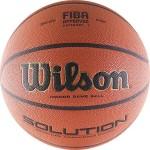Мяч баскетбольный WILSON Solution арт.B0616X р.7