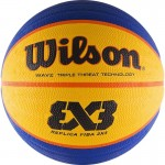 Мяч баскетбольный для стритбола WILSON FIBA3x3 Replica арт.WTB1033XB р.6