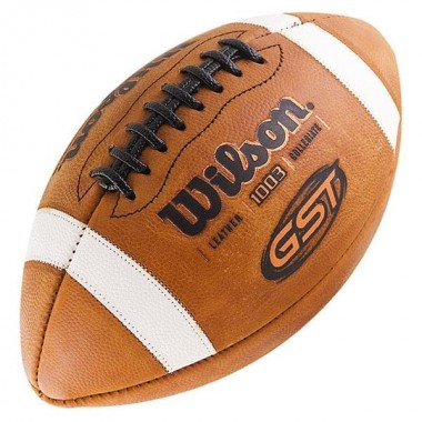 Мяч для американского футбола WILSON GST Official арт.WTF1003