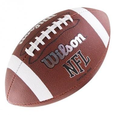 Мяч для американского футбола WILSON NFL Official Bin арт. WTF1858XB
