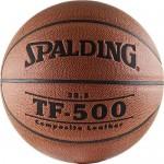 Мяч баскетбольный Spalding TF-500 р.6 арт.64-453z