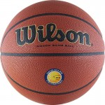 Мяч баскетбольный WILSON Solution VTB24 арт.WTP000265 р.7