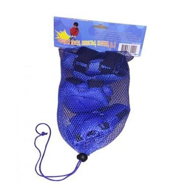 Защита локтя, запястья, колена Action ZS-100 р.L (для мальчика)