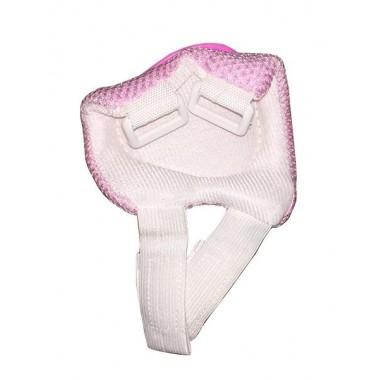 Защита локтя, запястья, колена Action ZS-200 р.L (для девочки)