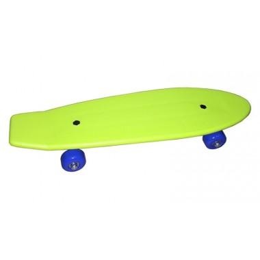 Скейтборд пластиковый Action PW-512 21