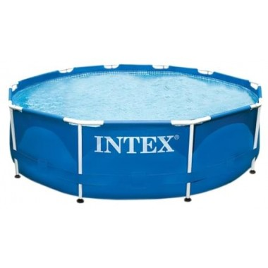 Бассейн каркасный Intex Metal Frame 28200/56997 305х76см