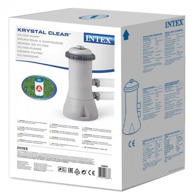 Фильтрующий насос для воды INTEX 28638