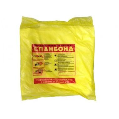Укрывной материал Спанбонд СУФ 30 г/м белый (10х1,6м)