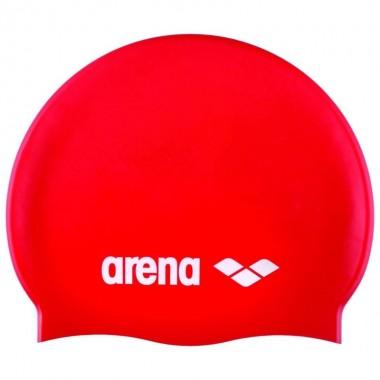 Шапочка для плавания Arena Classic Silicone Jr детская арт.9167044