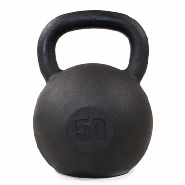 Гиря для кроссфита Titan 50 кг чугунная