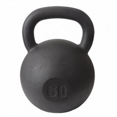 Гиря для кроссфита Titan 60 кг чугунная