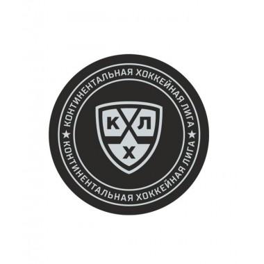Шайба хоккейная Rubena КХЛ 2018 в блистере