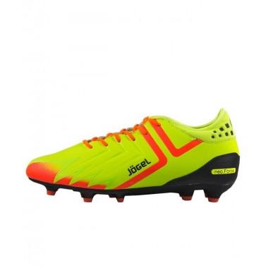 Бутсы футбольные Jogel Forza JSH1003 (лимонный, р.44)