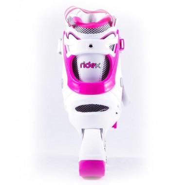 Коньки роликовые раздвижные Ridex Sindy L / 38-41