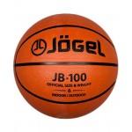 Мяч баскетбольный Jogel JB-100 №6