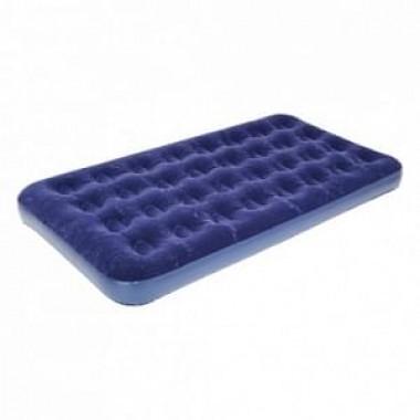 Кровать надувная флокированная Bestway 67001 188х99х22см
