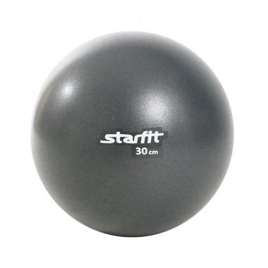 Мяч для пилатеса STARFIT GB-901 30 см, серый