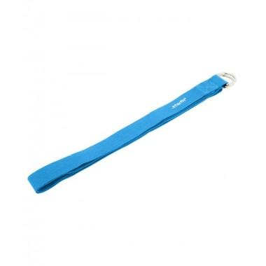 Ремень для йоги StarFit FA-103 синий