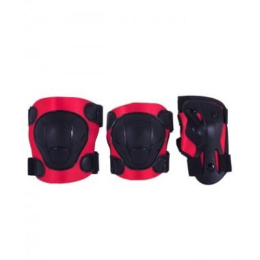 Комплект защиты Ridex Armor розовый р.L