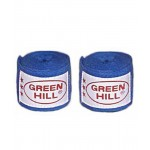 Бинт боксерский Green Hill BC-6235c 3,5м синий