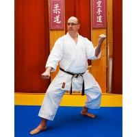 Кимоно для карате KAMIKAZE Mushin Special Edition 2020 (белый, р.3/160)