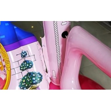 Игровой центр-батут Disney Princess Замок 157*147*163см 91050