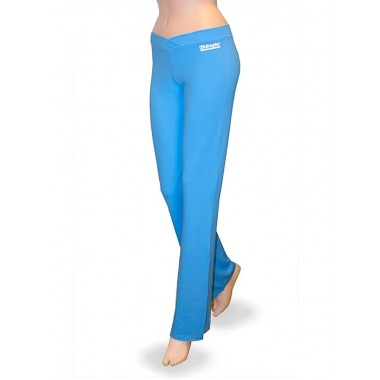 Брюки женские для фитнеса Kampfer Light blue