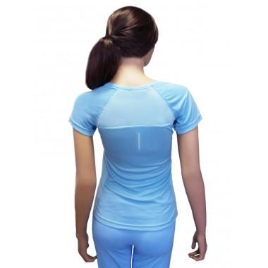 Комплект женской одежды для фитнеса Kampfer Light blue