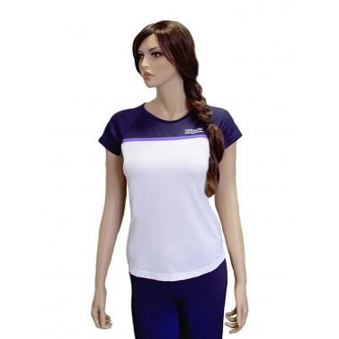 Футболка женская для фитнеса Kampfer Dark blue