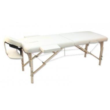 Складной массажный стол Vision Apollo Deluxe (бежевый)
