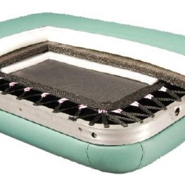 Складной массажный стол Vision Apollo Ultralite (бордо)