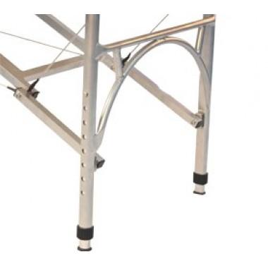 Складной массажный стол Vision Apollo xForm (бордо)