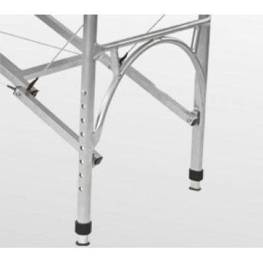 Складной массажный стол Vision Apollo Topmaster (синий агат)