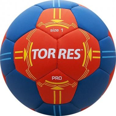 Мяч гандбольный Torres PRO арт.H30061 р.1
