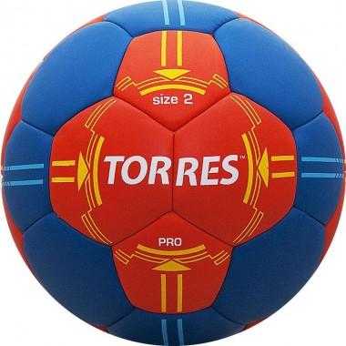 Мяч гандбольный Torres PRO арт.H30062 р.2