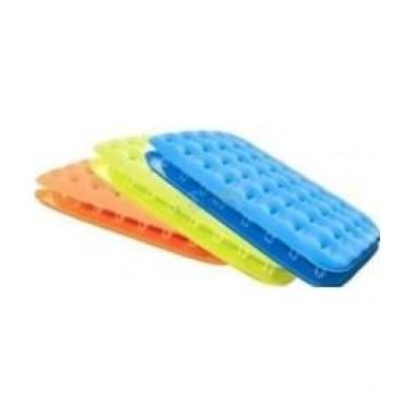Односпальный надувной матрас цветной Bestway 67388 (188х99х22см)