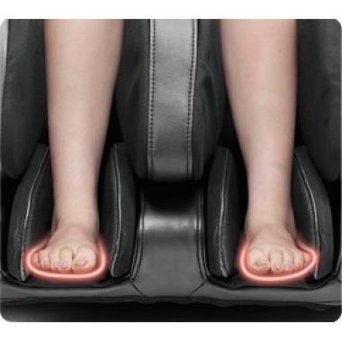 Массажное кресло Johnson MC-J6800 (слоновая кость)