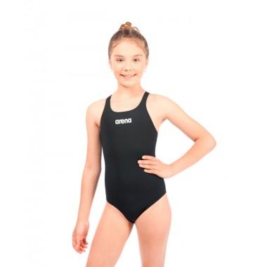 Купальник спортивный Arena Solid Swim Pro Jr арт.2A26355 р.10-11