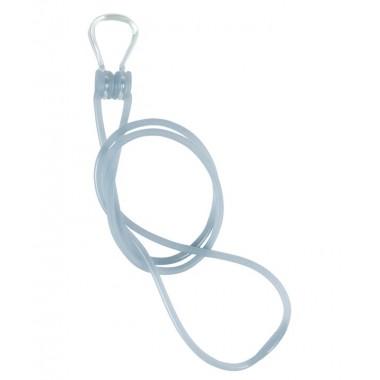 Зажим для носа Arena Strap Nose Clip Pro арт.95212018 Clear/Clear