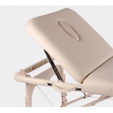 Складной массажный стол Vision Juventas Deluxe (бордо)