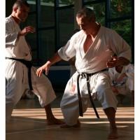 Кимоно для карате KAMIKAZE Europa (белый, р.1/140)