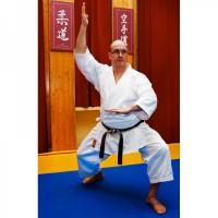 Кимоно для карате KAMIKAZE Mushin Special Edition 202 (белый, р.4,5/175)