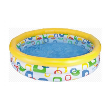Бассейн детский Intex 58439NP 3 кольца (147х33см) 3+