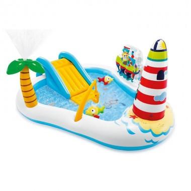 Детский надувной игровой центр Intex 57162NP