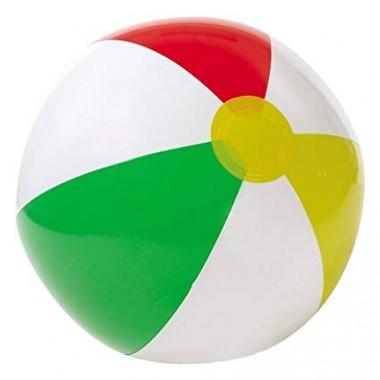 Надувной мяч Intex 59030NP Glossy Panel Ball 61см 3+