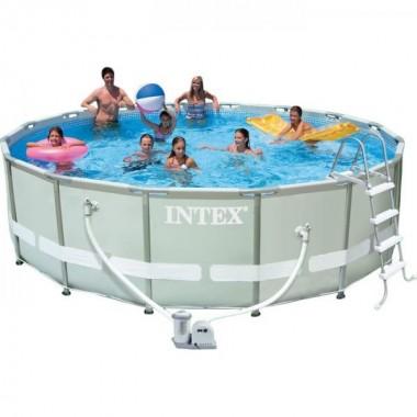 Бассейн каркасный Intex 26720NP