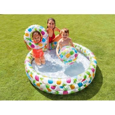 Надувной бассейн для детей Intex 59469NP