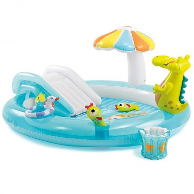 Детский надувной игровой центр Intex 57129NP